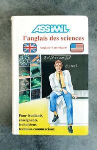L'anglais des sciences par Marc Défourneaux - ASSIMIL, très bon état, 6 photos.