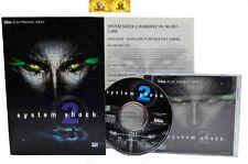 System Shock 2 Big Box PC Game FPS Action RPG Survival Horror