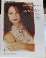 Can't Forget You by Gloria Estefan Piano Sheet Music Lyrics Guitar Chords