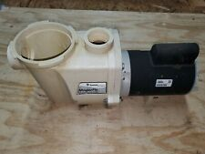 "Pentair 1 hp Wf-4 WhisperFlo Single Speed Full Rated 115/230V Pump 2"" Plumbing"
