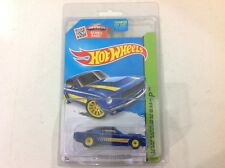 Hot Wheels Customized '65 Mustang 2+2 Fastback! tire swap! FREE shipping! LOOK!