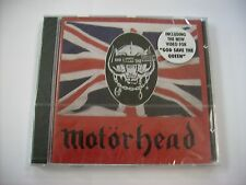 MOTORHEAD - GOD SAVE THE QUEEN - CD SINGLE 2000 NEW SEALED