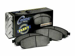 For 2013-2020 Peterbilt 579 Brake Pad Set Centric 55972WF 2014 2015 2016 2017