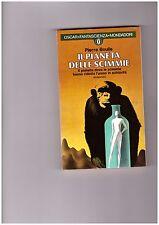 """Pierre Boulle Il pianeta delle scimmie"""" Oscar Fantascienza"""