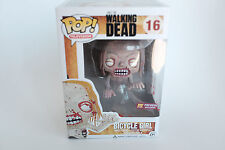 Funko POP! The Walking Dead - Bicycle Girl PX Previews (Bloody Edition) RARE