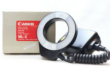 Canon ML-2 Macro Ring Flash -BB 329-