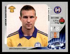 Panini Liga de Campeones 2012-2013 Artem kontsevoi FC Bate Borisov no. 440