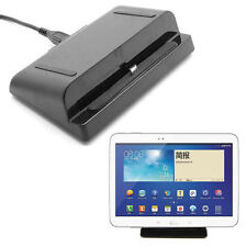 Desktop Cradle USB Charger Dock Station For Samsung Galaxy Tab 3 7.0 8.0 10.1