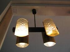 50er 60er Design Lampe Plexiglas Messing Stilnovo Stilux Arteluce Era
