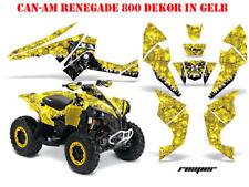 AMR Racing DECORO KIT ATV CAN-AM outlanderstd /& XMR//MAX GRAPHIC KIT Motorhead B
