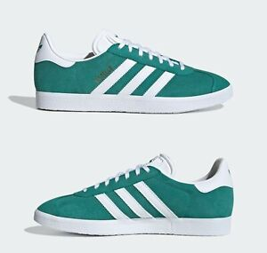 adidas Gazelle Green Sneakers for Men for Sale | Authenticity ...