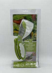 Secrets Du Potager Salad Scissors-New And Sealed