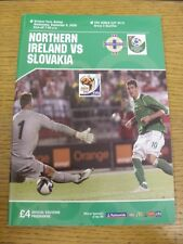 09/09/2009 Northern Ireland v Slovakia [At Windsor Park] . Thanks for viewing th