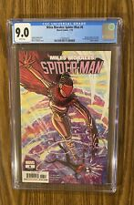 Miles Morales: Spider-Man 6 - CGC 9.0 - 1st App. Starling (Tiana Toomes) 🔥 🔑