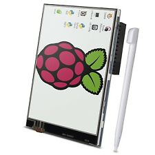 For Raspberry Pi 3 2 TFT LCD Display Kuman 3.5 Inch 480x320 TFT Touch Screen ...