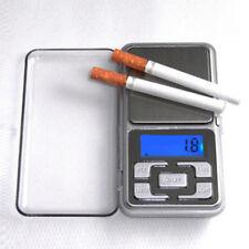 electrónico digital pequeño de bolsillo para balanza Dorado Joyería Hierbas