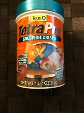 Tetra 77074 TetraPRO Goldfish Crisps for Fishes 1.52oz (43 g) 0756