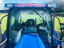 Genuine CNH New Holland Ford Union Jack Decal Sticker Graphic Tractor