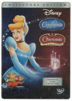 Walt Disney DVD: CENERENTOLA - IL GIOCO DEL DESTINO ITA PAL Ologr. rettangolare