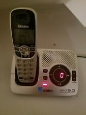Uniden Dect1580 Dect6.0 Cordless Phone Handset w/Answering Machine Telephone