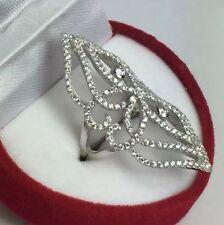 Handmade Cubic Zirconia Fine Rings