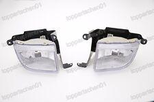 Clear Front Bumper Fog Lights Lamp Left+Right For Chevrolet Optra 4DR 2004-2007