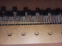 10 MICROCHIP TN0606N3 60V 3A N-CHANNEL ENHANCEMENT-MODE VERTICAL FET TRANSISTORS