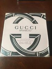 Gucci Bamboo By Gucci Eau De Parfum Spray 1.7/1.6 oz New In Box For Women