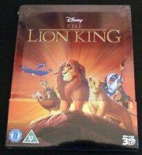Disney The Lion King Blu-ray 3D Steelbook - Region Free