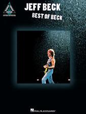 JEFF BECK GUITAR TAB / ***BRAND NEW*** / JEFF BECK GUITAR TABLATURE SONGBOOK