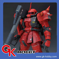 R1727[Unpainted Resin] UC 1:100 MS-06R-2 RED Zaku MG Conversion  シャア ガンダム