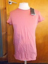 Marc o'Polo S/Sleeved Scoop Neck T-Shirt 10yrs 140cm Dk Pink BNWT
