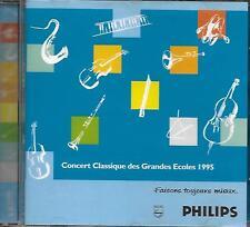 CD album: Compilation: Concert Classique des Grandes Ecoles 1995. Polygram. Y