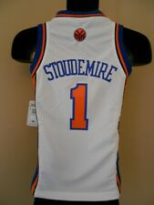 a08b3e108 Amare Stoudemire  1 Knicks Youth Small S Size 8 Swingman adidas Jersey