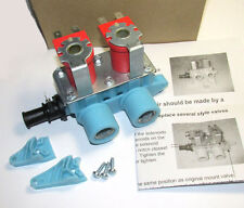 3979347 Whirlpool Kenmore Estate Roper Washer Inlet Water Valve NEW