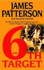 BUY 2 GET 1 FREE The 6th Target No. 6 by James Patterson (2007 Hardcover)