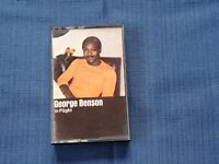George Benson In flight Cassette 1977 Warner bros