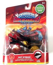 NIB Hot Streak E3 2015 Exclusive Variant Skylanders SuperChargers Xbox Wii PS3