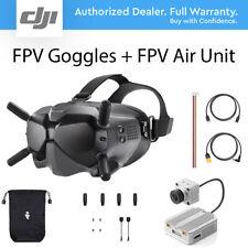 DJI Digital FPV Goggles + DJI FPV Air unit
