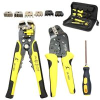 4IN1 Wire Crimpers Stripper Engineering Ratcheting Terminal Crimping