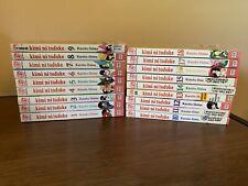 Kimi Ni Todoke: From Me To You Vol. 1-18 Manga Lot Viz English READ DESCRIPTION