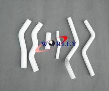 For Honda CR125 CR125R 90 91 92 93 94 1995 1996 97 Silicone radiator hose WHITE