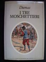 DUMAS I TRE MOSCHETTIERI - DE AGOSTINI 1982 ( a8 )