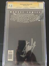 Amazing Spider-man v2 #36 SS Stan Lee CGC 7.5 Newsstand Variant Rare