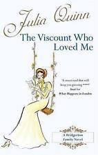 New, The Viscount Who Loved Me (Bridgerton Family Series), Julia Quinn, Book