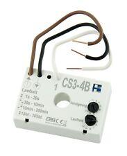 Zeitschalter für Ventilatoren Unterputz Nachlaufrelais ohne Nulleiter CS3 - 4B