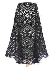 Coast Lace Regular Size Skirts for Women