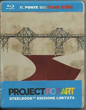 Il ponte sul fiume Kwai (1957) s.e. Blu Ray metal box