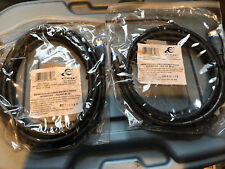 Ethereal HDMI Cables Lot of 2 NEW PACKAGED 3 Meter 9.8ft hdmi 1.3a 1080p