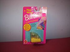 1993 Barbie Magic Moves Food Processor